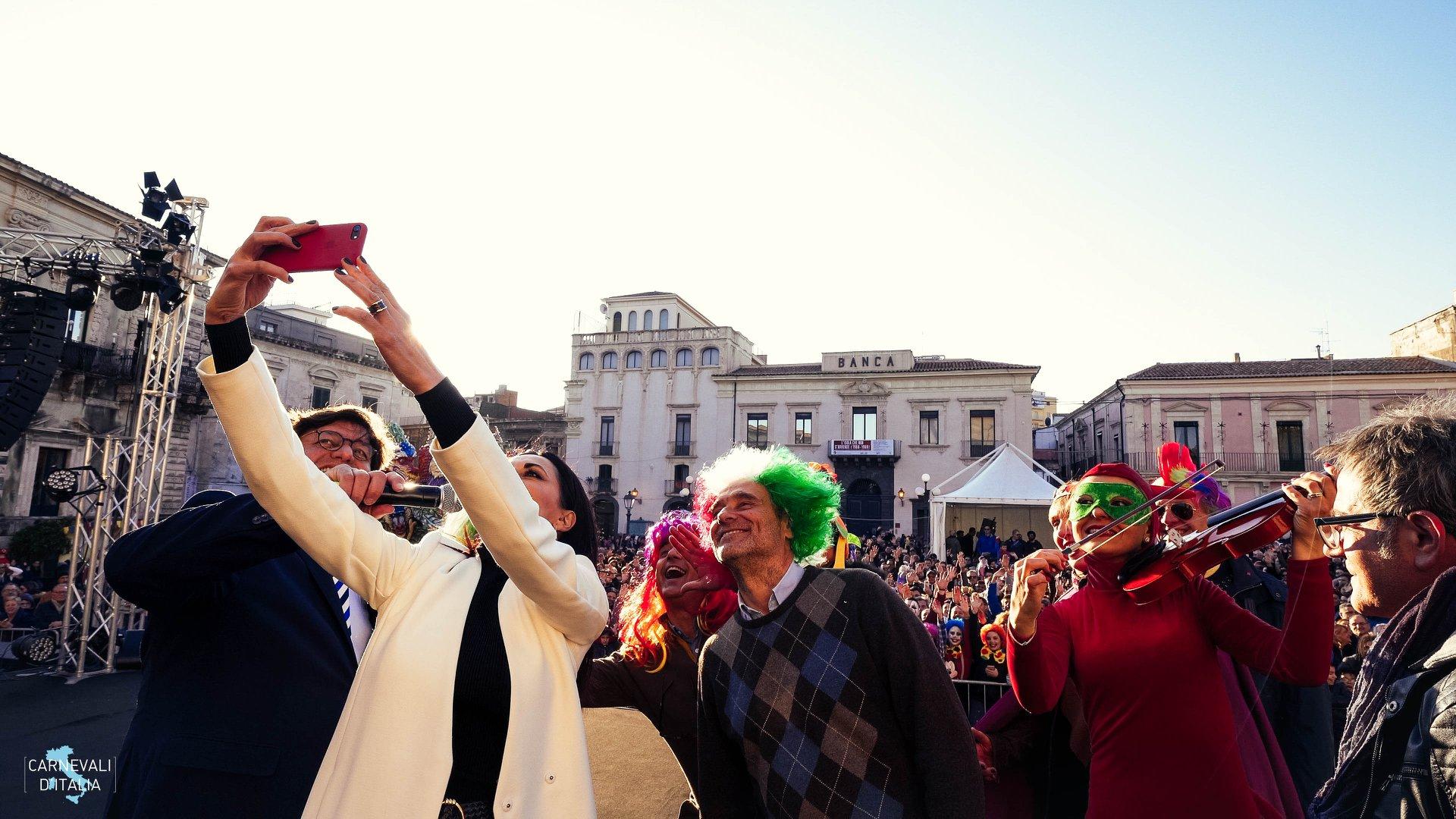 Carnevale Acireale 2019