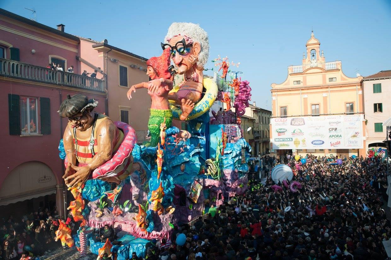 Carnevale Cento 2019
