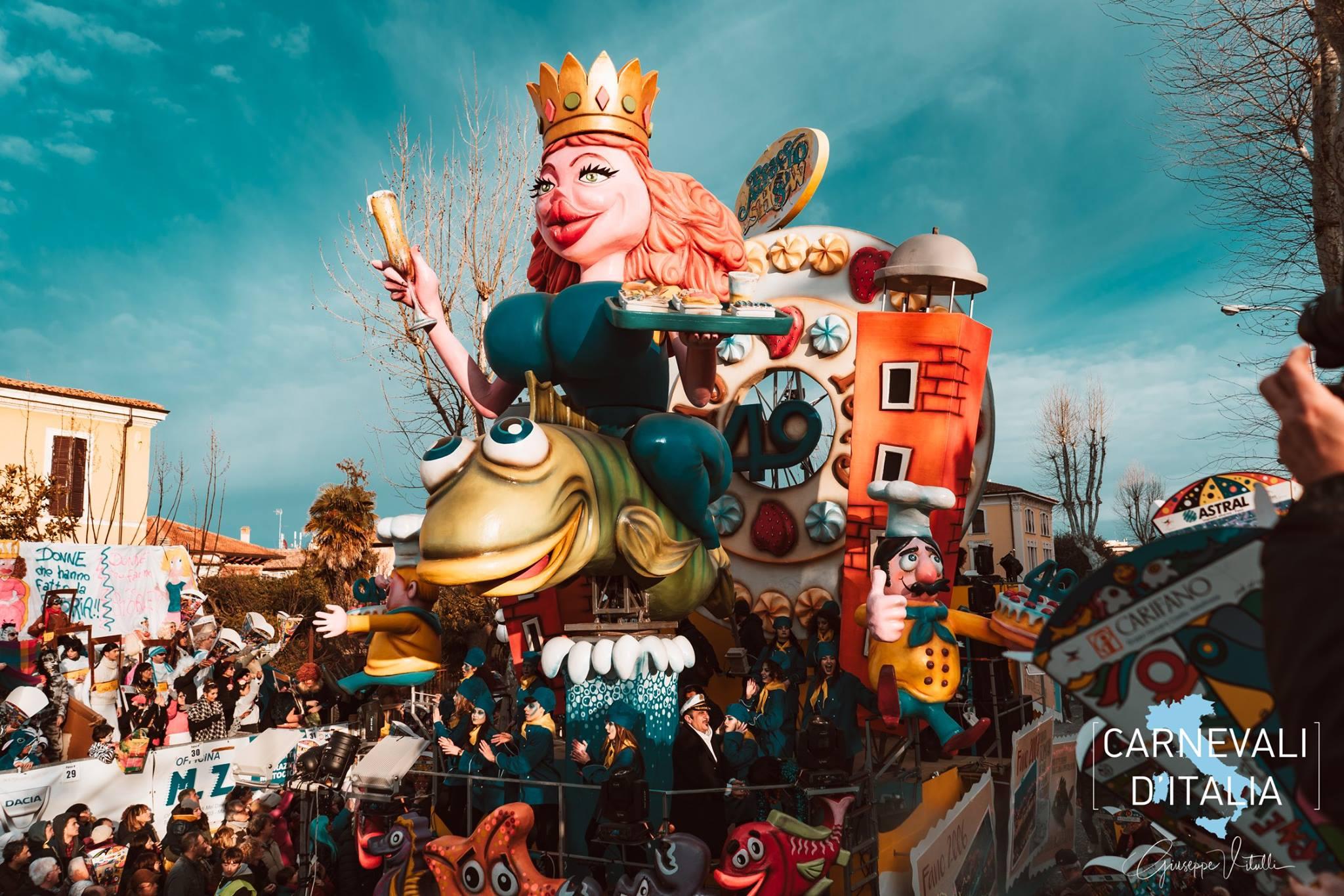 Carnevale Fano 2019