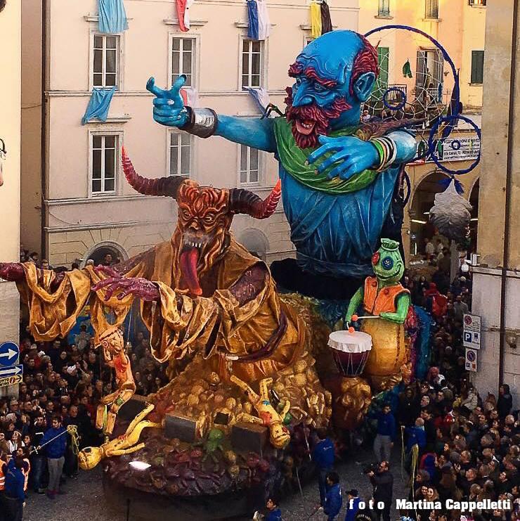 Carnevale Foiano 2019