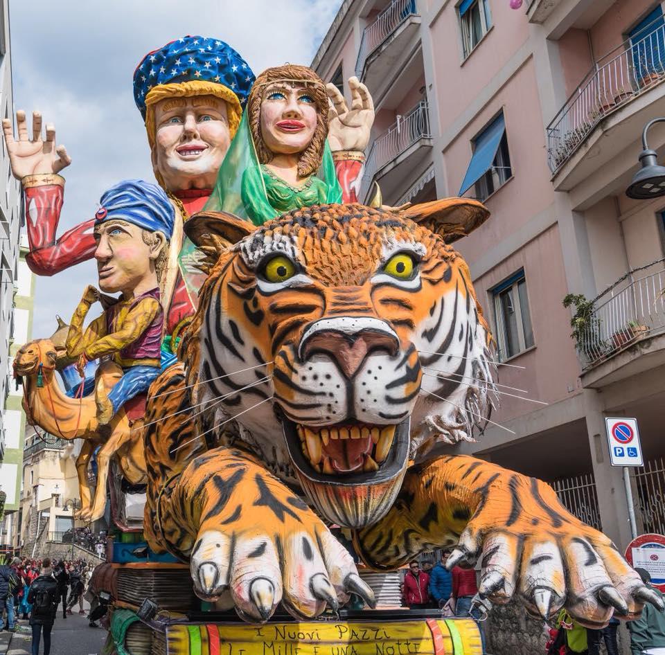 Carnevale Maiori 2019