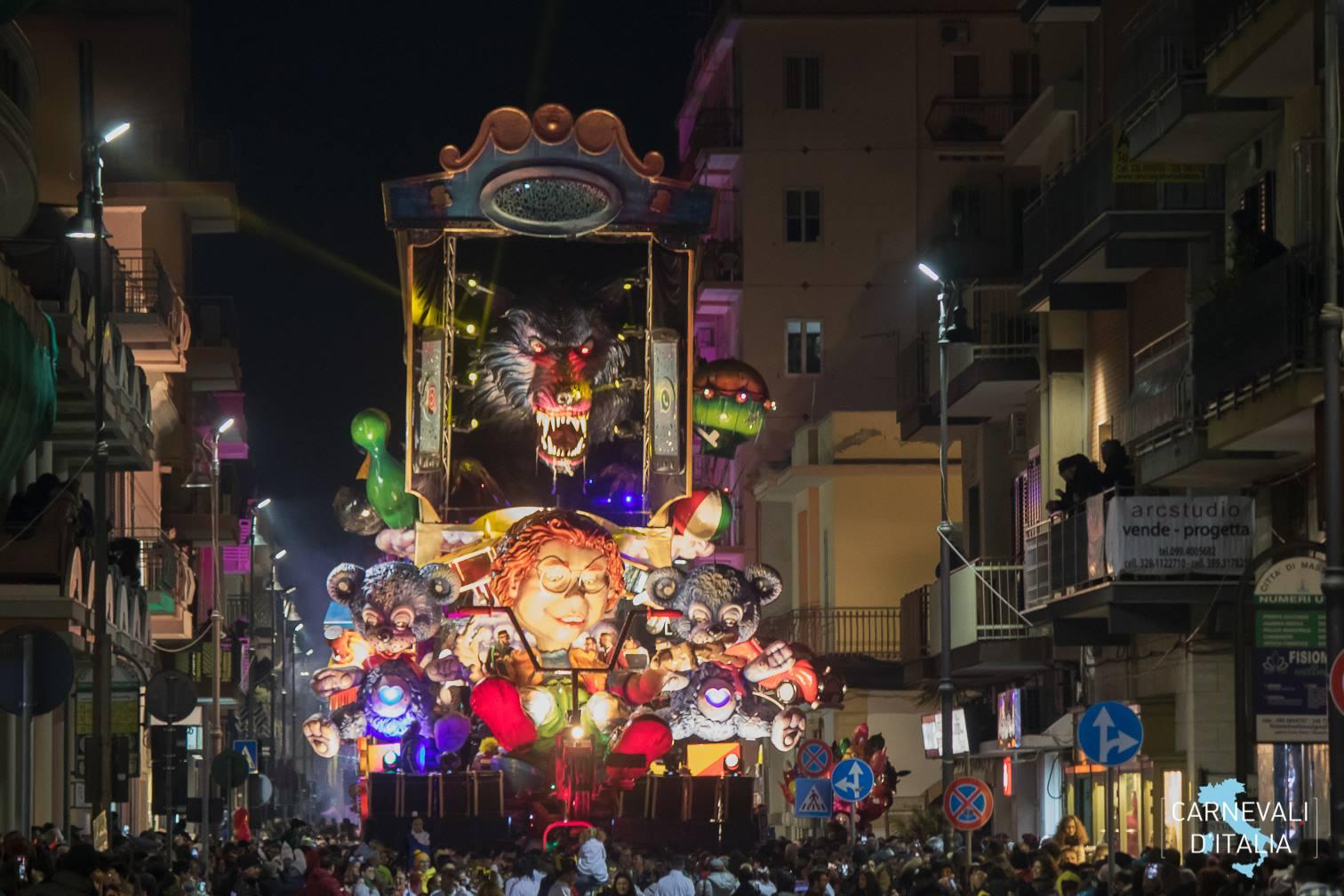 Carnevale Massafra 2019