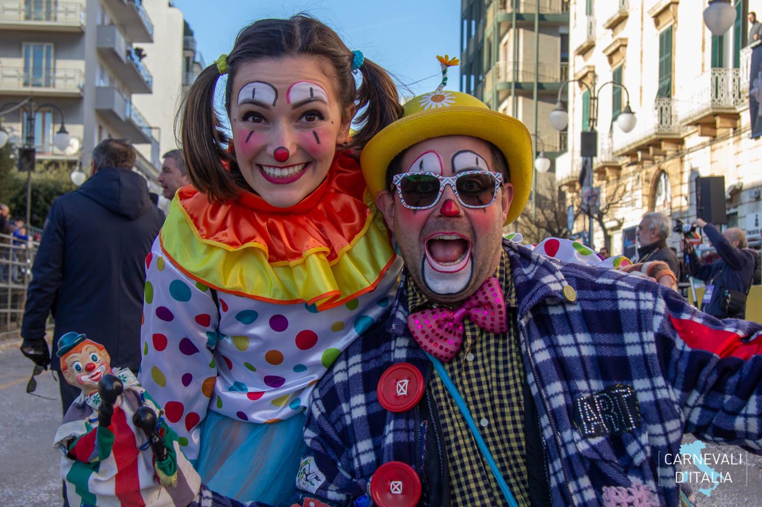 Carnevale Putignano 2019