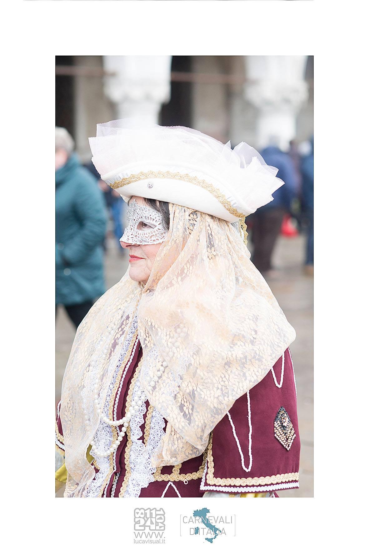 Carnevale Venezia 2019