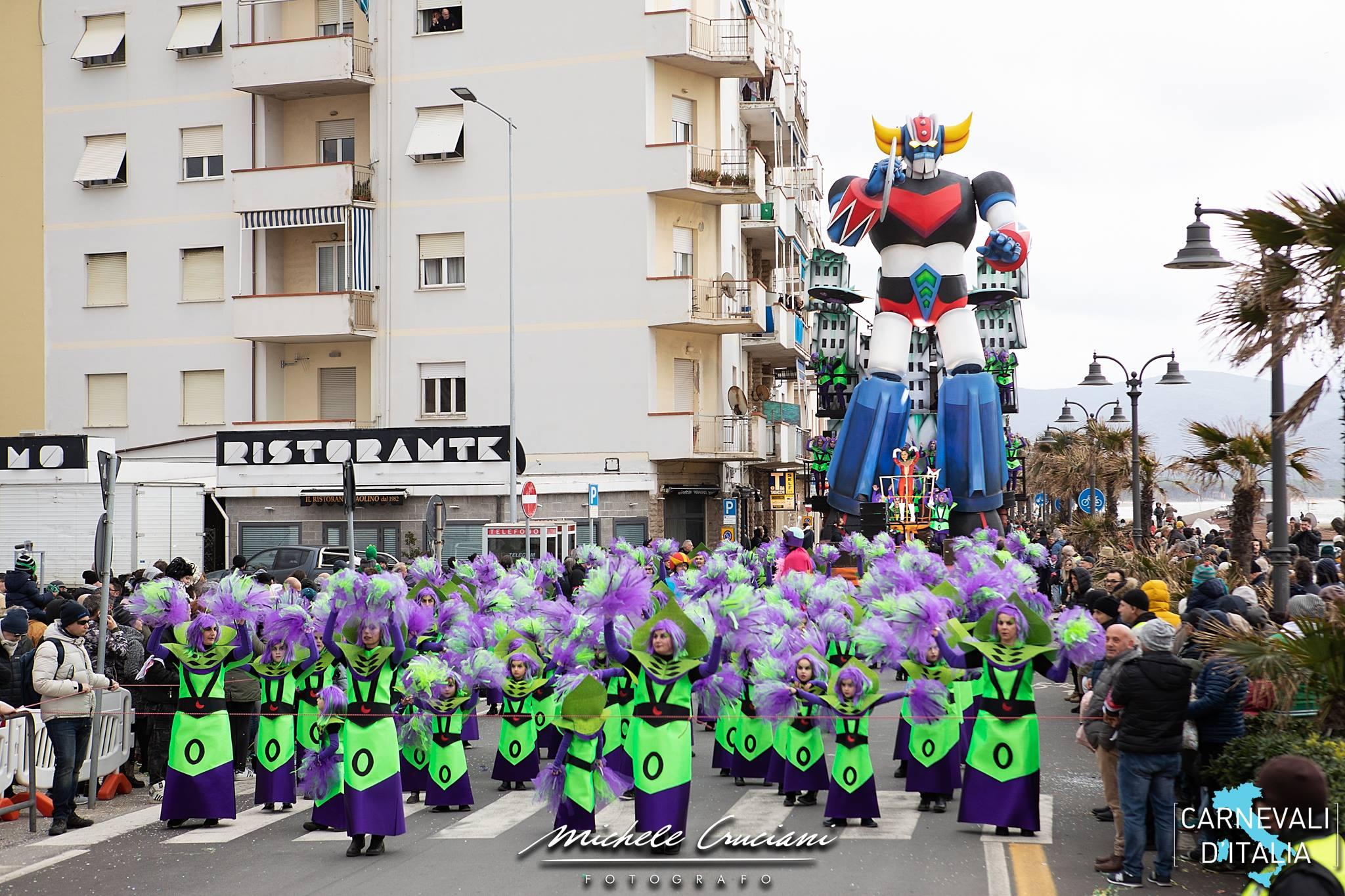 Carnevale Follonica 2019