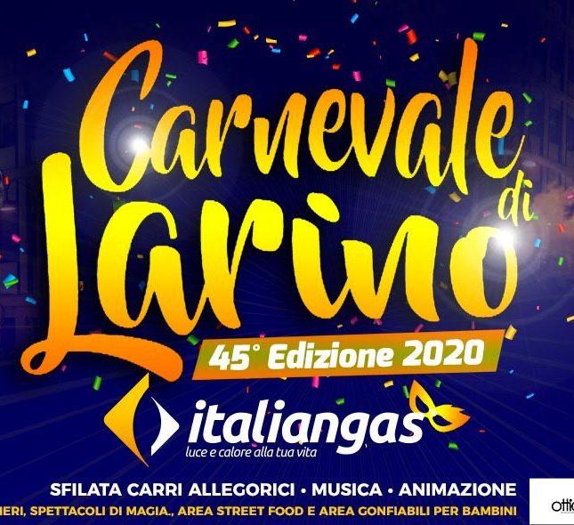 Carnevale storico di Larino 2020